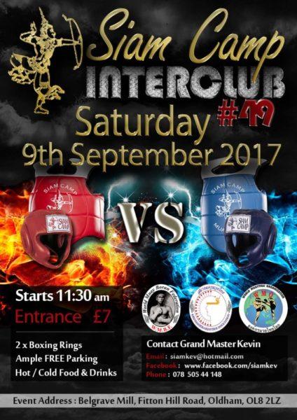Siam Camp Interclub 9th SEPT 2017 small